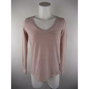 American Eagle Outfitters Heather T-Shirt Top